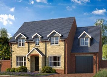 Thumbnail 4 bed detached house for sale in Priory Manor, Merton Road, Ambrosden