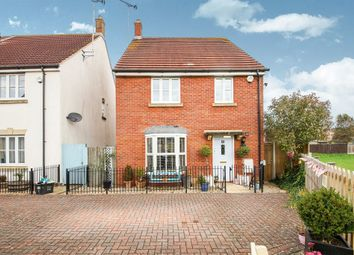 Thumbnail 4 bed detached house for sale in Century Park, Yeovil