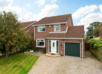 Thumbnail 4 bed detached house for sale in Farmstead Rise, Haxby, York