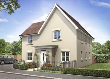 """Thumbnail 4 bed detached house for sale in """"Lincoln"""" at Great Mead, Yeovil"""