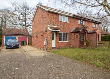 Thumbnail 2 bed end terrace house to rent in Sheridan Walk, Worlingham, Beccles