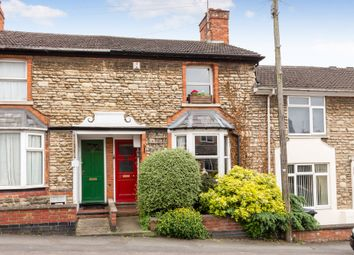Thumbnail 2 bed terraced house for sale in Harborough Road, Rushden
