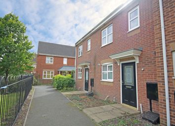 Thumbnail 2 bed town house to rent in Castilla Place, Burton-On-Trent