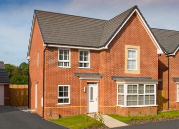 "Thumbnail 4 bedroom detached house for sale in ""Cambridge"" at Acacia Way, Edwalton, Nottingham"