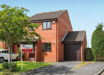 Thumbnail 3 bed detached house to rent in The Mallards, Leominster