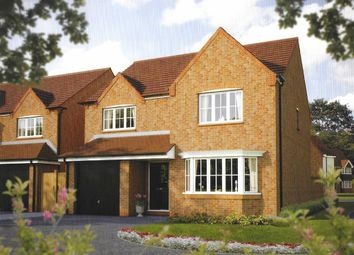 Thumbnail 4 bed property for sale in Marbury Meadows, Wrenbury, Nantwich