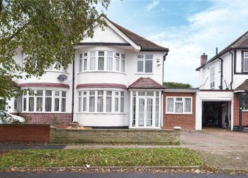 Thumbnail 4 bed semi-detached house for sale in College Avenue, Harrow, Middlesex
