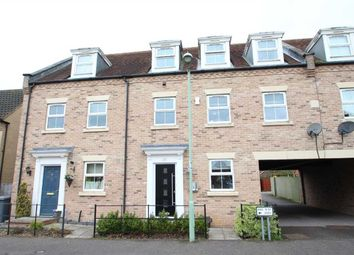 Thumbnail 4 bed town house for sale in Peasey Gardens, Grange Farm, Kesgrave, Ipswich