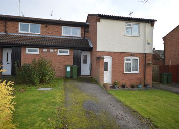 Thumbnail 1 bed town house for sale in Shenton Close, Whetstone, Leicester