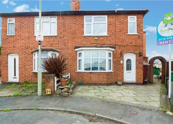 Thumbnail 3 bed semi-detached house to rent in Lawn Avenue, Birstall, Leicester
