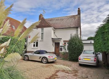 Thumbnail 3 bed detached house for sale in Durrington Hill, Worthing, West Sussex