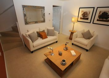 Thumbnail 2 bedroom semi-detached house for sale in Shieldrow Park, Shieldrow Lane, New Kyo, Stanley, County Durham