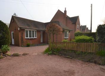 Thumbnail 3 bed detached bungalow to rent in Sandy Lane, Aston, Nantwich