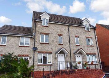 Thumbnail 3 bed town house for sale in Bryn Dryslwyn, Broadlands, Bridgend.