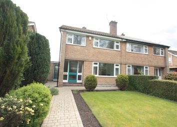 Thumbnail 3 bed semi-detached house to rent in Church View, 5 The Green, Hartford, Northwich, Cheshire