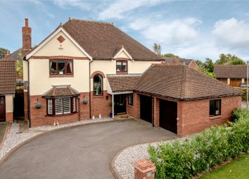 Thumbnail 4 bed detached house for sale in Lethbridge Park, Bishops Lydeard, Taunton, Somerset