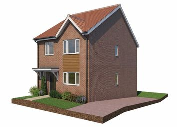 Thumbnail 4 bed semi-detached house for sale in Eagle Way, Hampton Centre, Peterborough