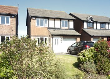 Thumbnail 3 bed detached house to rent in Henshaw Grove, Holywell, Whitley Bay