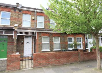 Thumbnail 4 bed terraced house for sale in Melrose Avenue, Wood Green