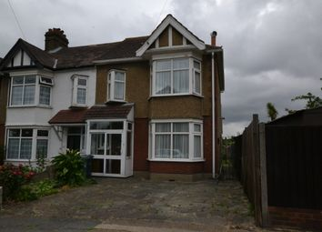 Thumbnail 3 bedroom end terrace house for sale in Swanage Road, Highams Park