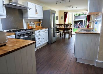 Thumbnail 3 bedroom end terrace house for sale in Boundary Road, Newbury