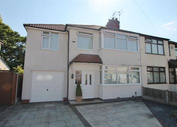 Thumbnail 4 bed semi-detached house for sale in Regal Drive, Windle, St. Helens