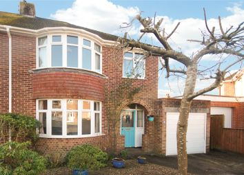 Thumbnail 3 bed semi-detached house for sale in Rectory Road, Salisbury, Wiltshire