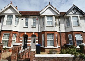 Thumbnail 3 bed terraced house for sale in Richmond Avenue, Cliftonville, Margate