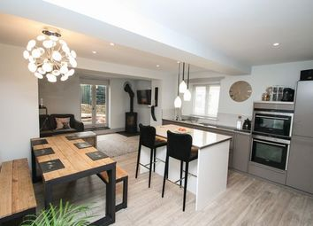 Thumbnail 4 bed link-detached house for sale in Castle Street, Bampton, Tiverton