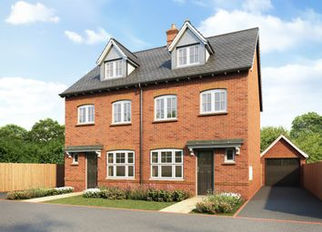 Thumbnail 4 bed semi-detached house for sale in The Mulberries, Hatfield Road, Witham, Essex