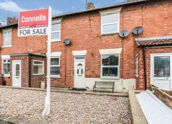 Thumbnail 2 bedroom terraced house for sale in Burghley Close, Desborough, Kettering