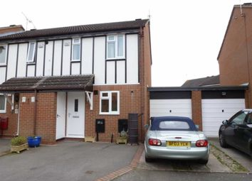 Thumbnail 2 bed semi-detached house to rent in Bonnikson Close, Whitnash, Leamington Spa
