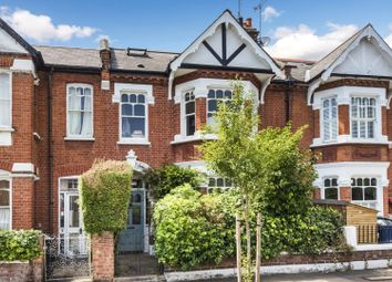 Thumbnail 6 bed terraced house for sale in Rusthall Avenue, Chiswick, London