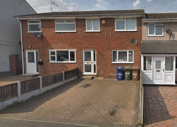 Thumbnail 3 bed terraced house to rent in Rosedale Road, Grays, Essex