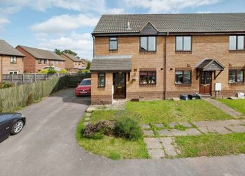 Thumbnail 3 bed end terrace house for sale in Magnolia Court, Tiverton