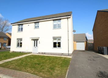 Thumbnail 4 bed detached house for sale in Gibb Avenue, Darlington, Durham