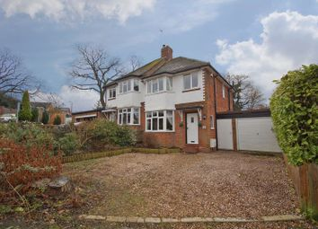 Thumbnail 3 bed semi-detached house for sale in Clent Avenue, Redditch