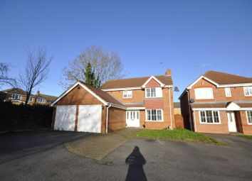 Thumbnail 4 bed detached house for sale in Lindale Way, Chellaston, Derby