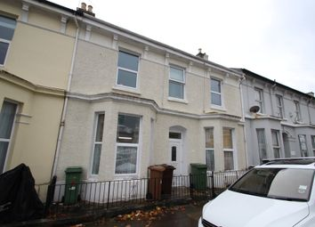 Thumbnail 3 bed terraced house for sale in Ilbert Street, Plymouth