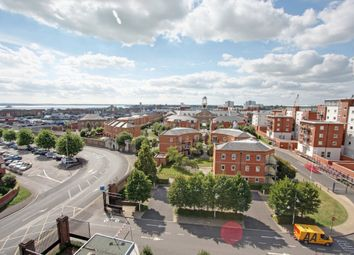Thumbnail 2 bedroom flat for sale in The Blue Building, Gunwharf Quays, Portsmouth