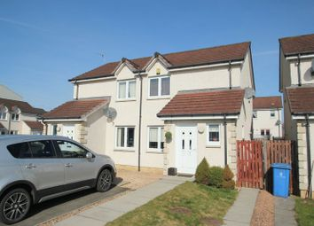 Thumbnail 2 bed semi-detached house for sale in Bellevue Park, Alloa
