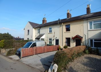Thumbnail 2 bed terraced house to rent in 10 Montrose Terrace, Old Wrexham Road, Gresford, Wrexham LL12 8Un