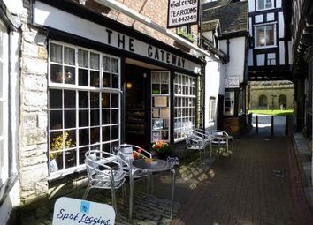 Thumbnail Restaurant/cafe for sale in Market Place, Evesham
