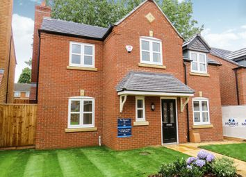Thumbnail 4 bed detached house for sale in Croft Close, Two Gates, Tamworth