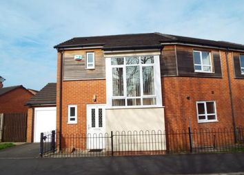 Thumbnail 3 bed semi-detached house for sale in Kidsgrove, Ingol, Preston, Lancashire