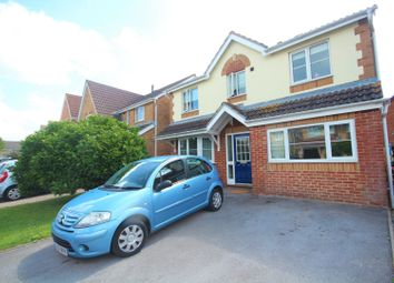 4 bed detached house for sale in Siskin Crescent, Rogiet, Caldicot NP26