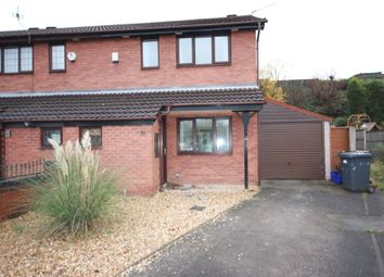 Thumbnail 2 bedroom semi-detached house to rent in Tollgate Close, Talke, Stoke-On-Trent