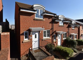 Thumbnail 2 bed end terrace house for sale in Great Mead, Yeovil