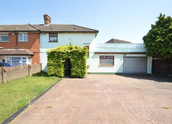 Colvin Gardens, Hainault, Essex IG6. 3 bed end terrace house
