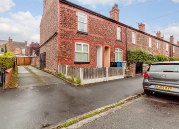 Thumbnail 2 bed end terrace house for sale in Princess Street, Altrincham